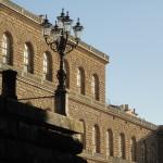 фасад дворца Питти