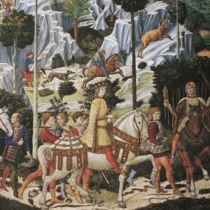 Benozzo-Gozzoli-Cavalcata-dei-Magi-PMR-Firenze-e1390322489589