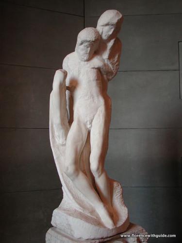 Микеланджело-Пьета-Ронданини-1564