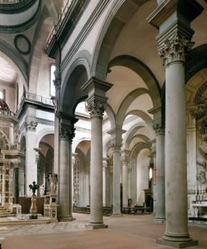 церковь-Св-Духа-Брунеллески