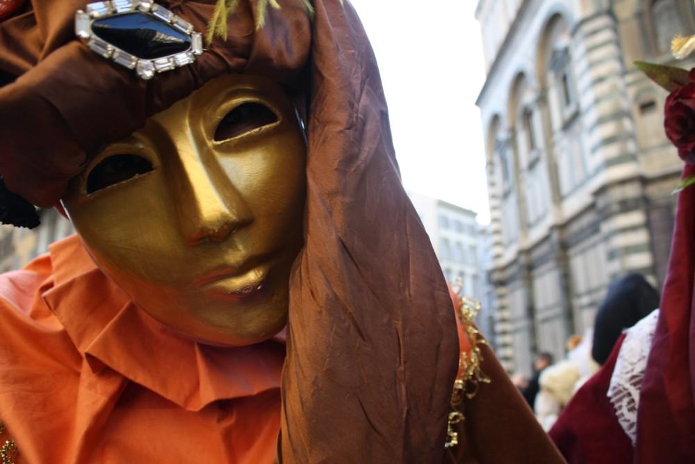 Carnevale a Firenze, credits Lindsay Britt