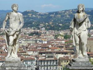 statue giardino Bardini