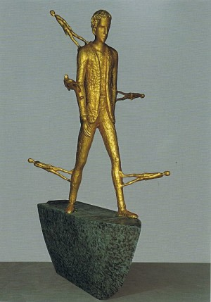 Золотые шаги Роберто Барни