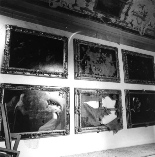картины после взрива