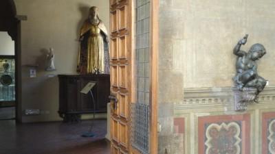 Verone e sala della Madonna della Misericordia, Bargello