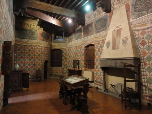 Dwelling room, Palazzo Davanzati
