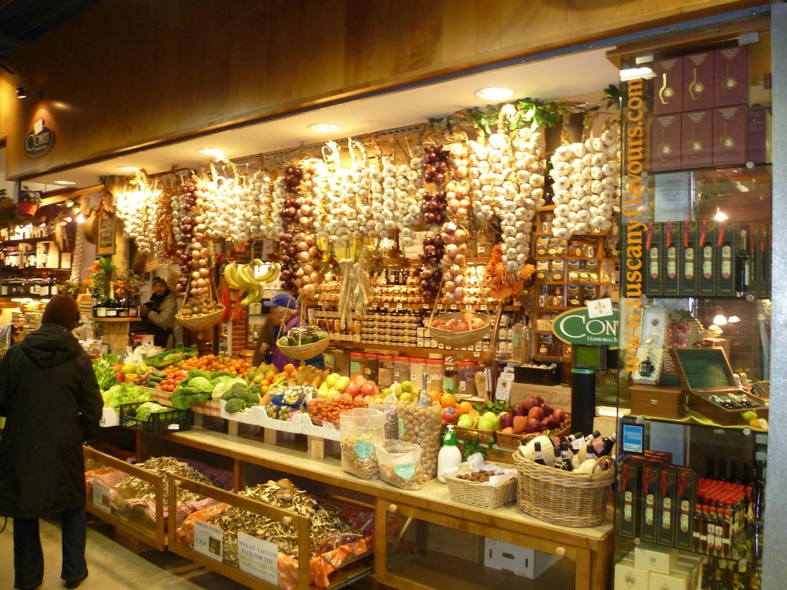 I mercati a firenze delizie gastronomiche vintage e for Mercati oggi a milano