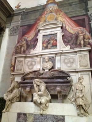 Tomba di Michelangelo