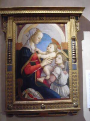 Боттичелли Музей Воспитательного Дома