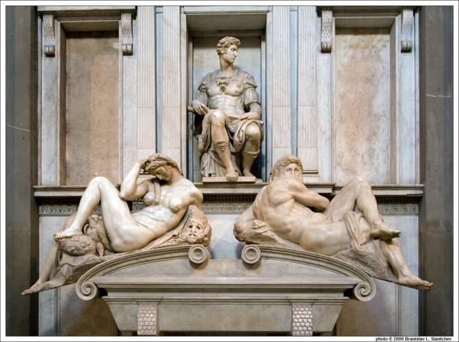 Микеланджело-День-Ночь