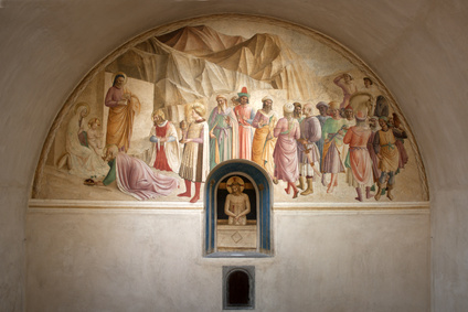 San Marco, cella di Cosimo Medici