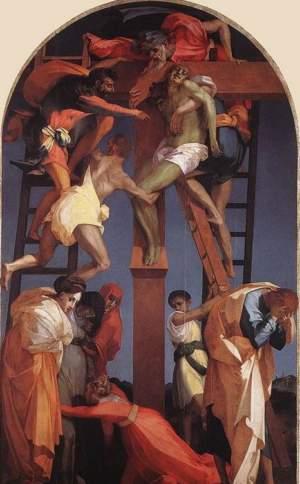 Россо Фьорентино- Снятие с креста