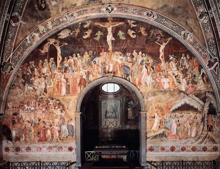 The Spanish Chapel