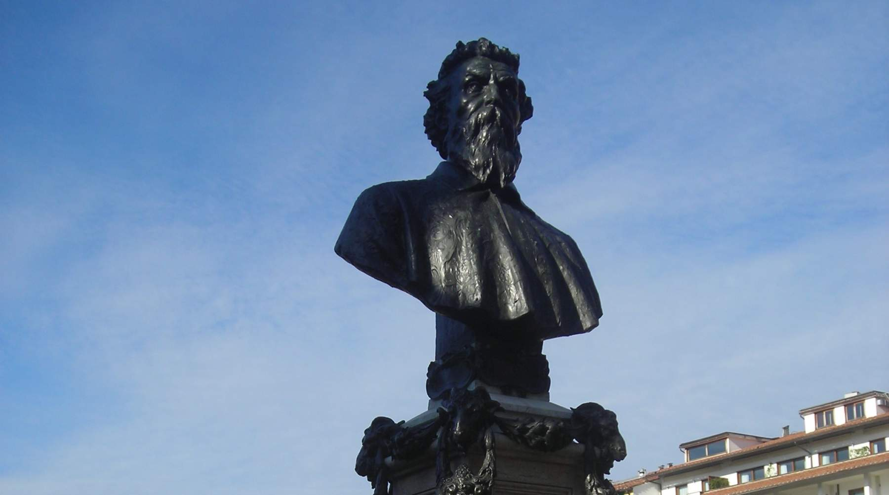 La fontana sul Ponte Vecchio