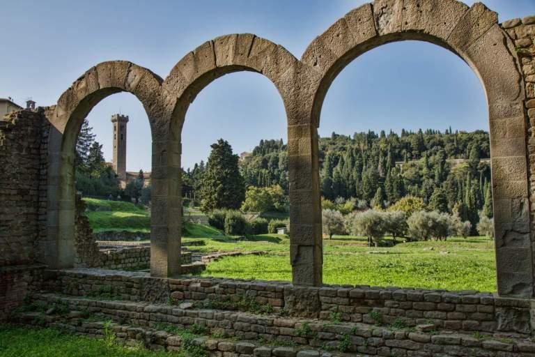 Fiesole, Natur und Kultur