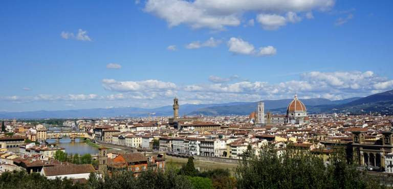 The Quintessential Florence tour