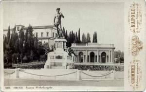 piazzale vintage
