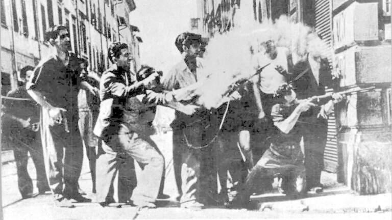 La Firenze della Resistenza