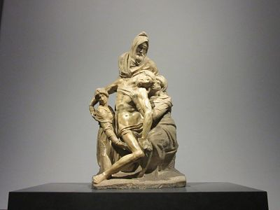 Michelangelo, Pietà Bandini, Firenze