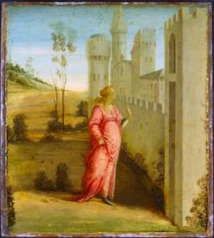 'Esther' kommt - Ottawa - Filippino Lippi ?