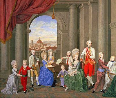 "Peter Leopold I., Großherzog der Toskana"""
