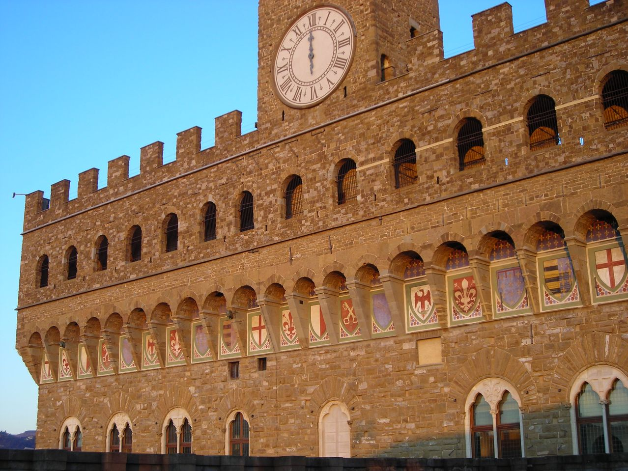 palazzo vecchio particolare