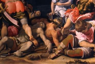 Santi di Tito Resurrezione
