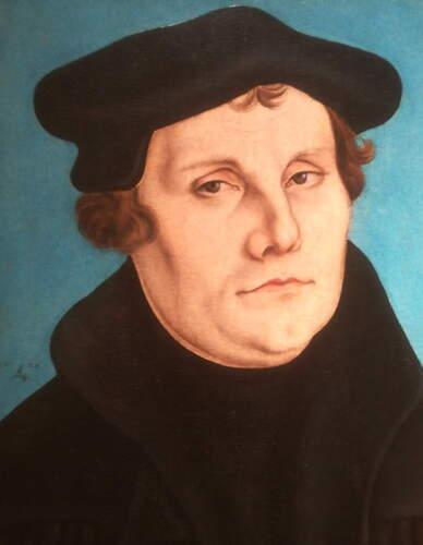 Luther von Cranach gesehen