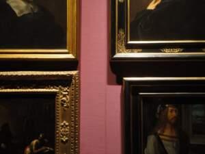 Nicht immer alles Originale: s. Dürer