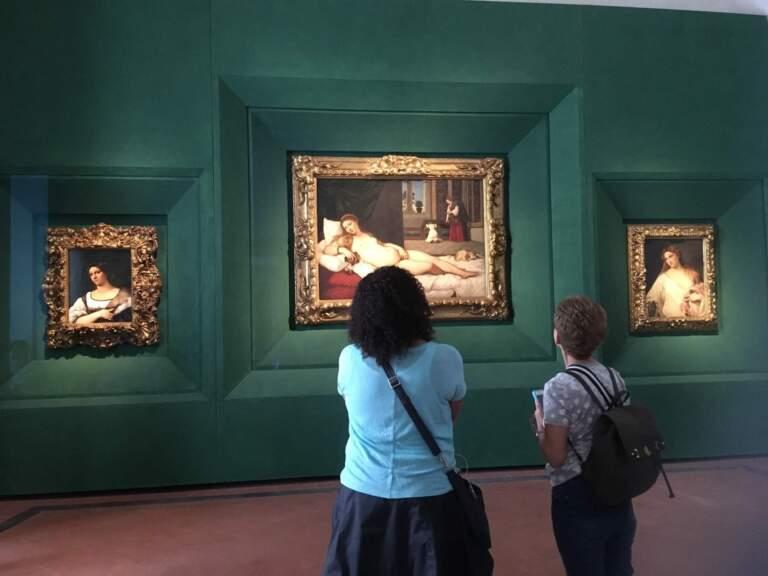New at the Uffizi Gallery
