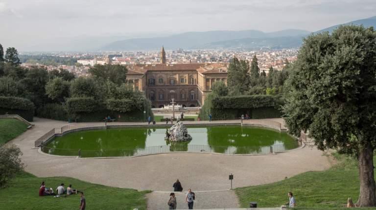 Gärten in unmittelbarer Nähe: Boboli und Bardini