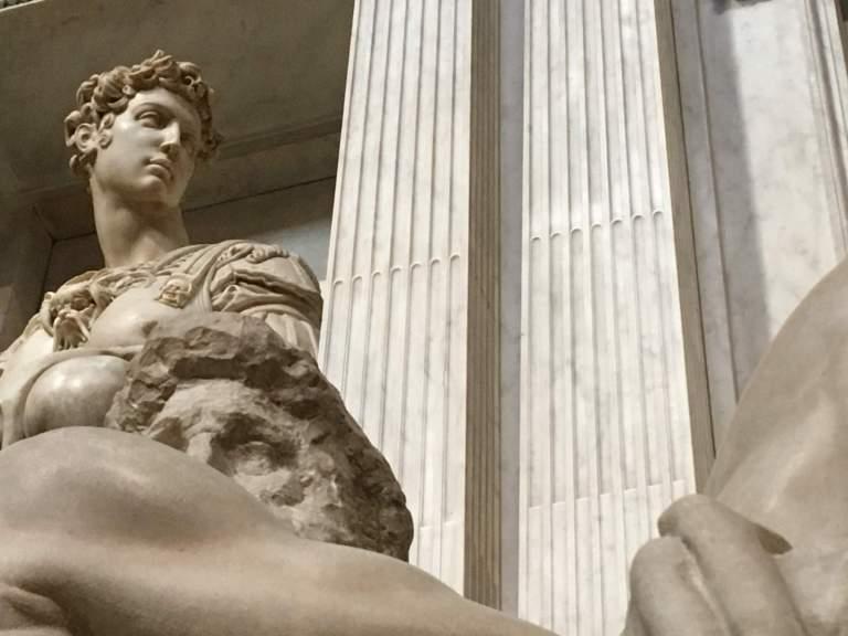 Michelangelo: the sculptures