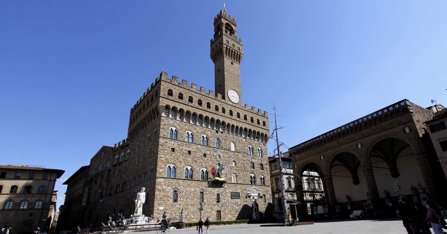 Piazza e Palazzo della Signoria