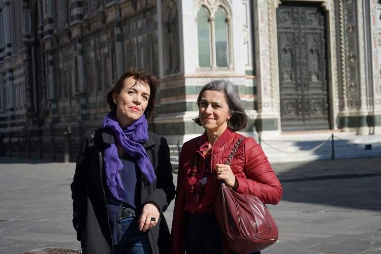 Angela Soldà Caterina Barcucci al Duomo