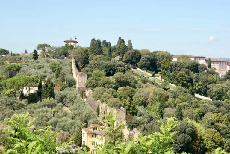 Городские стены Флоренции