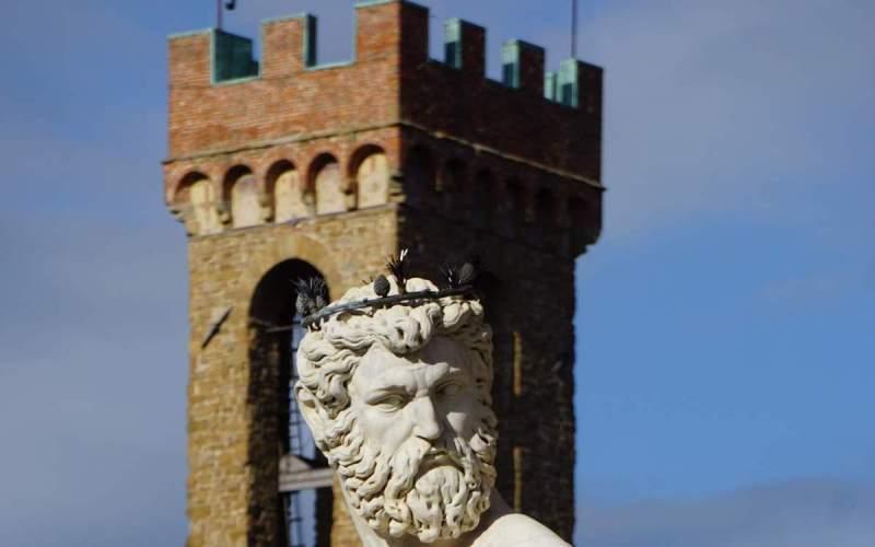 Torre del Bargello e Nettuno