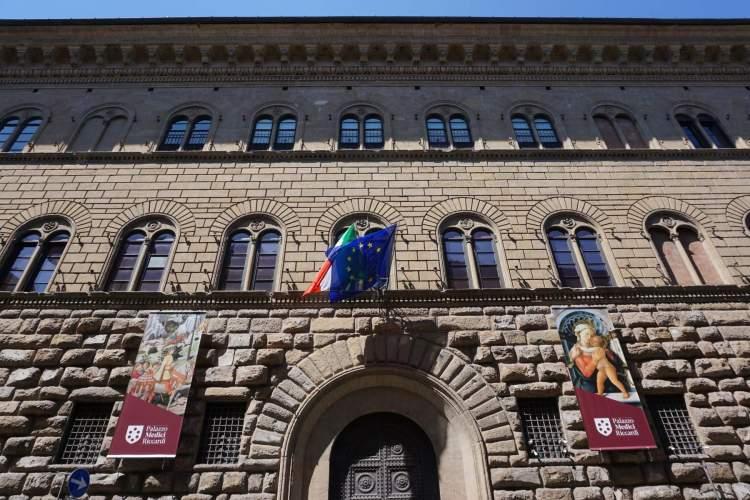 Palazzo Medici facciata