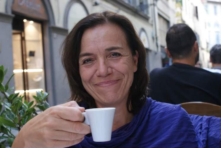 Angela Soldà - Guida turistica autorizzata di Firenze