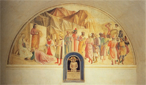 Adorazione dei Magi, San Marco.