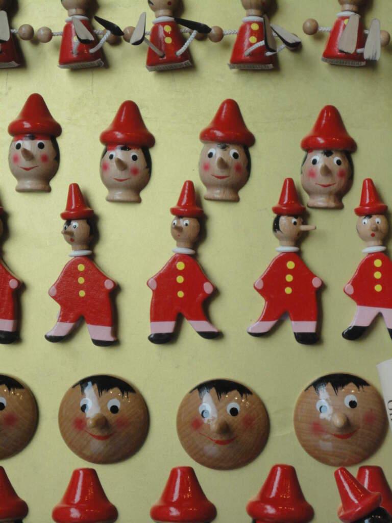 Пиноккио или «История Деревянной кукли»