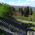 Fiesole - Teatro romano
