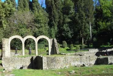 Terme romane, Fiesole