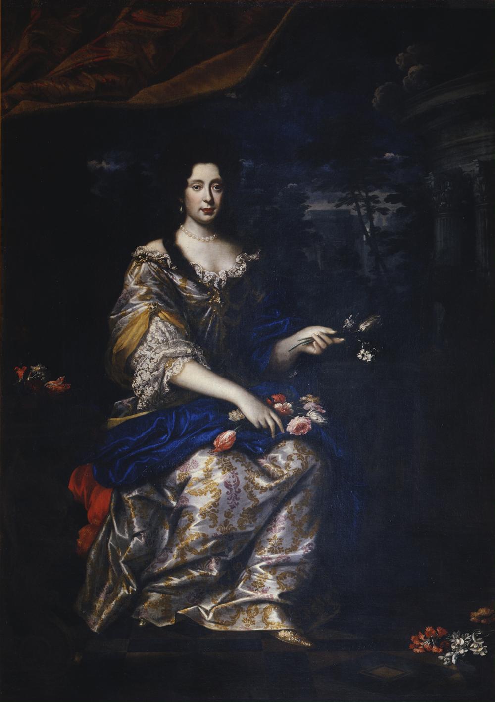 Anna Maria Luisa Medici, Elettrice palatina