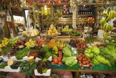 Banco di verdure, Mercato di San Lorenzo