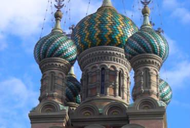 купола русской Церкви во Флоренции