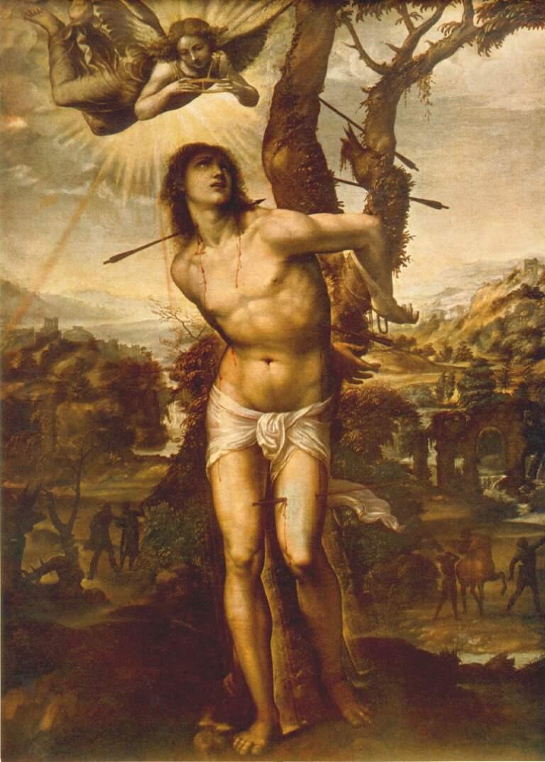 20. Januar – Sankt Sebastian und die Misericordia